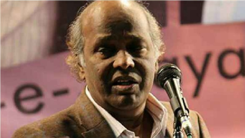 Poet Rahat indori infected to corona virus, he admitted in ...