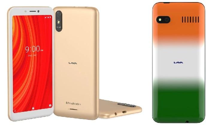 लावा ने लॉन्च किया 'ProudlyIndian' के तहत फोन के स्पेशल एडिशन