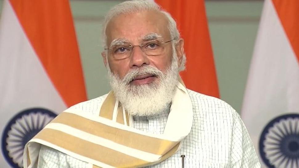 PM मोदी ने दिया ईमानदार टैक्सपेयर्स को तोहफा, नया टैक्स सिस्टम किया लॉन्च