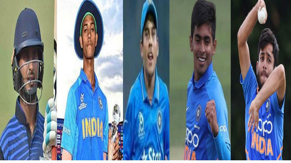 IPL 2020: जेब खर्च लेने की उम्र में करोड़पति बन गए ये 5 'बच्चे'
