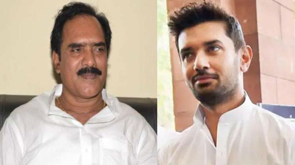 बिहार चुनाव से पहले NDA में खींचतान, JDU के मंत्री का चिराग पासवान पर हमला