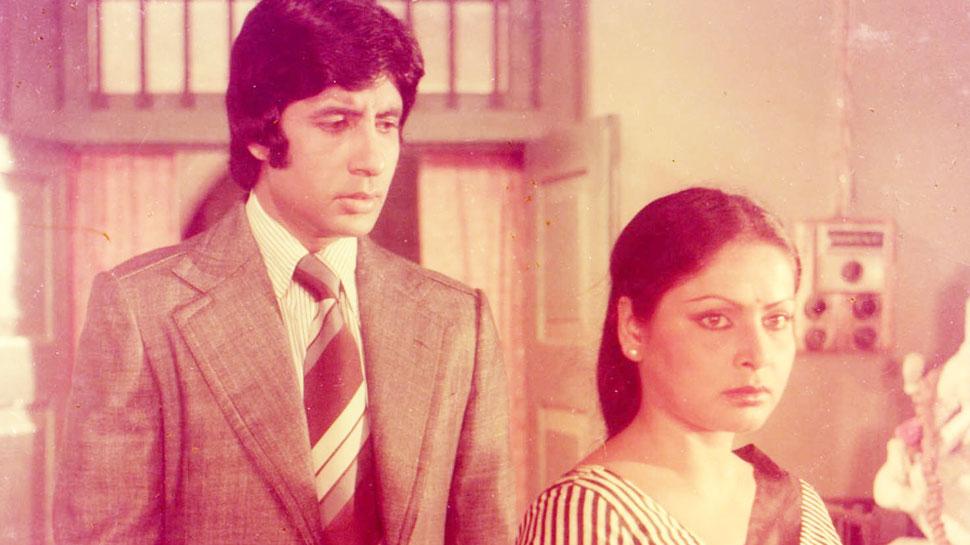 B'Day: अमिताभ बच्चन की मां और माशूका दोनों किरदारों में परफेक्ट रहीं Rakhee Gulzar