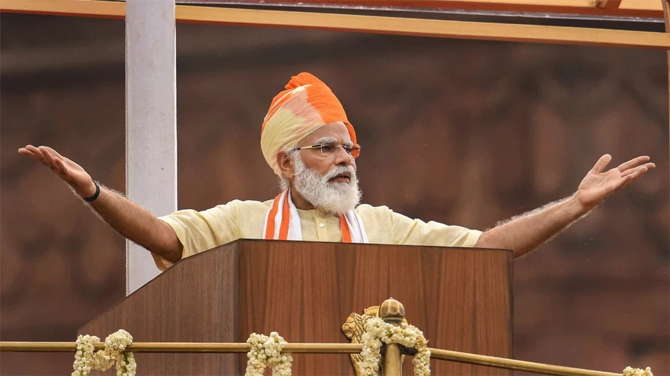 PM मोदी का चीन-पाकिस्तान को सख्त संदेश, कहा- 'भारत जो ठानता है, वो करता है'