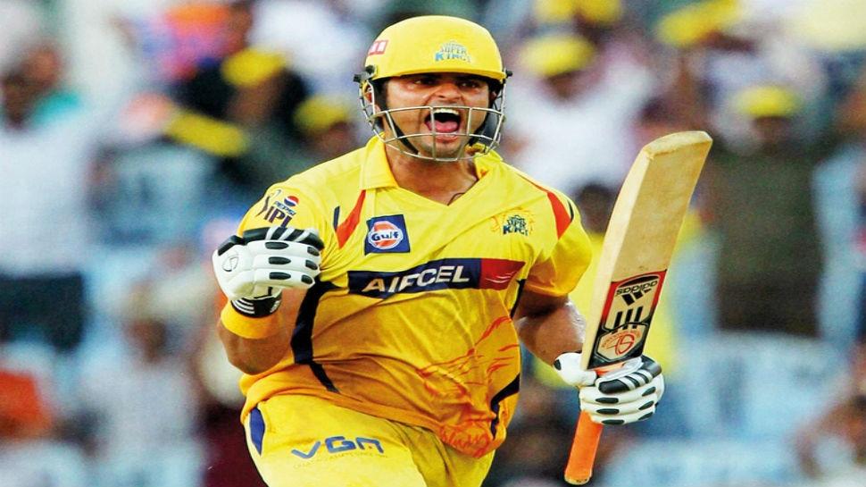 IPL2020: इस अनूठे रिकॉर्ड से बल्लेबाजी में 'मिस्टर आईपीएल' कहलाते हैं सुरेश रैना