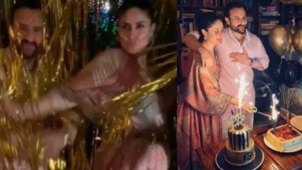 प्रेग्नेंसी के बाद पहली बार बेबी बंप फ्लॉन्ट करती दिखीं Kareena Kapoor, वायरल हुआ वीडियो