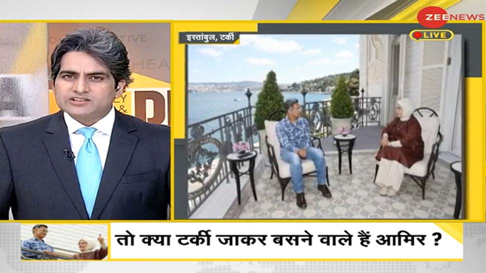 DNA ANALYSIS: टर्की की 'असहनशीलता' के 'कायल' आमिर खान!