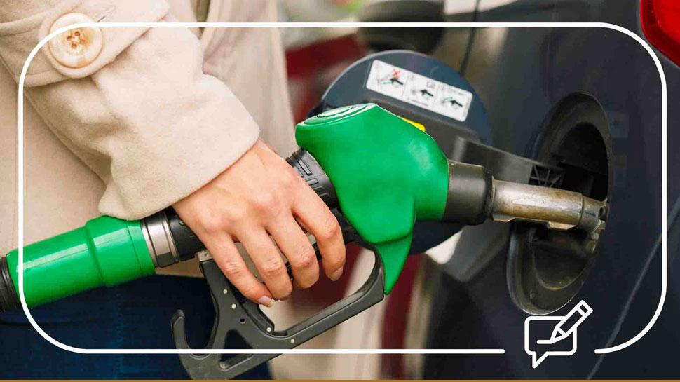 आज एक बार फिर बढ़ गए हैं Petrol Price, फटाफट चेक करें ताजा रेट