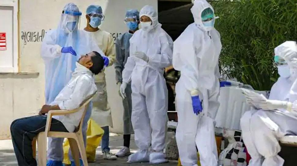 क्या भारत में आ गया है कोरोना वायरस का पीक? स्वास्थ्य मंत्रालय ने दिया ये जवाब
