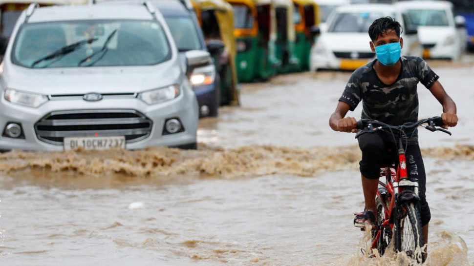 सावधान! अगले पांच दिन भारी बारिश करेगी परेशान, जानिए क्या है मौसम विभाग का पूर्वानुमान