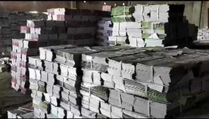 अमरोहा: मेरठ में 35 करोड़ की नकली NCERT की किताबें बरामद करने के बाद आरोपी सचिन की तलाश में STF की ताबड़तोड़ रेड