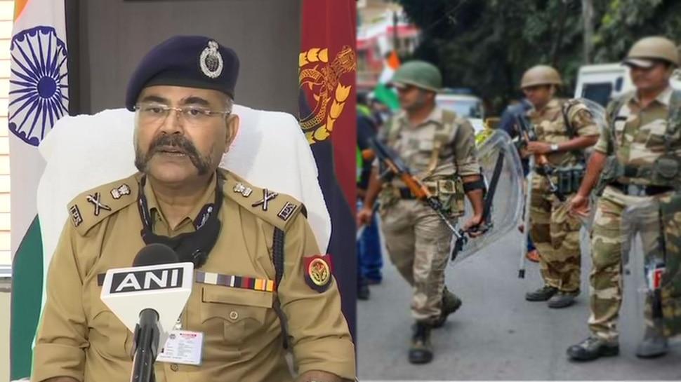 दिल्ली में ISIS आतंकी अबू यूसुफ की गिरफ्तारी के बाद UP में हाई अलर्ट, IB से मिला है इनपुट