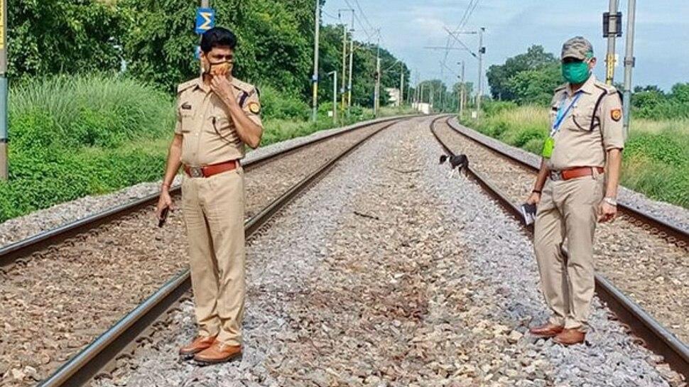 प्रयागराज: खाने के विवाद को लेकर युवक ने की छोटे भाई की हत्या, खुद ट्रेन के आगे कूदकर दी जान, परिजन बोले मर्डर हुआ