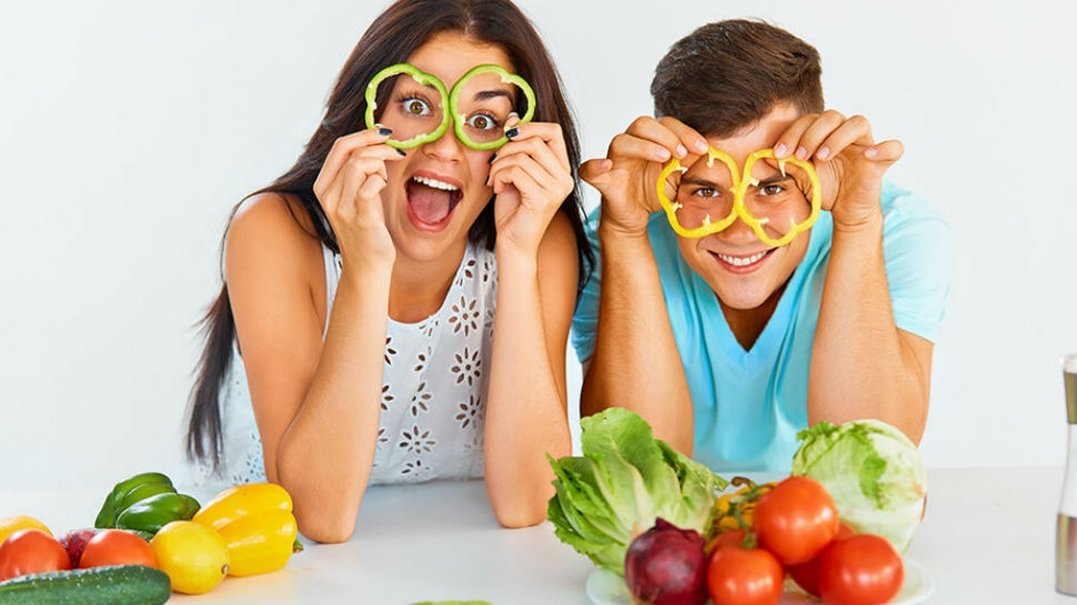good diet for healthy eyes