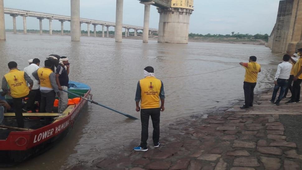 धौलपुर: चम्बल नदी पर घूमने गए थे चार दोस्त, हुआ कुछ ऐसा की मच गया हाहाकार