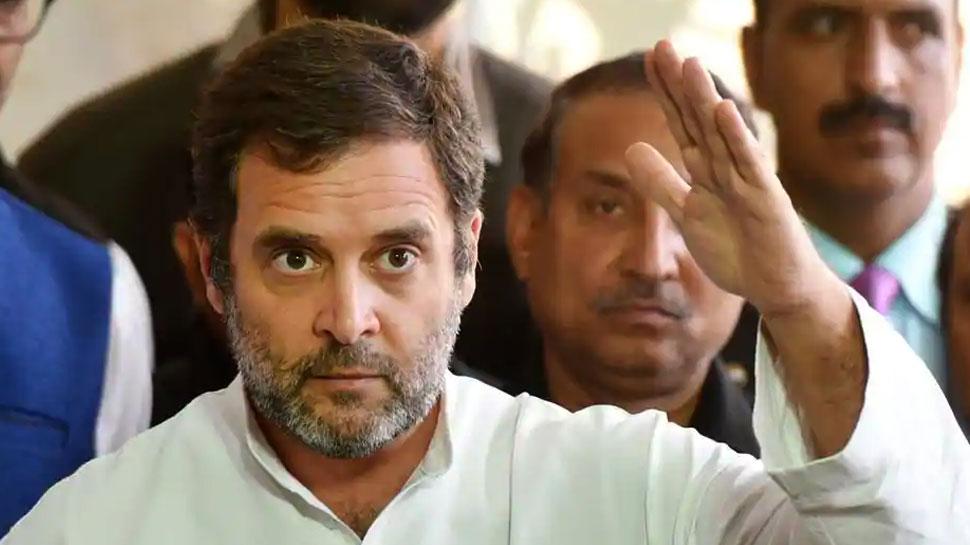 राहुल गांधी ने फिर अलापा नोटबंदी और GST का राग, वित्त मंत्री पर साधा निशाना