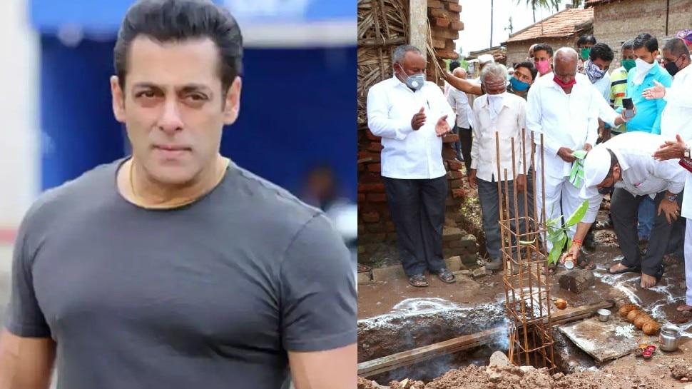 बाढ़ पीड़ित गांव के मददगार बने Salman Khan, किया ये वादा पूरा
