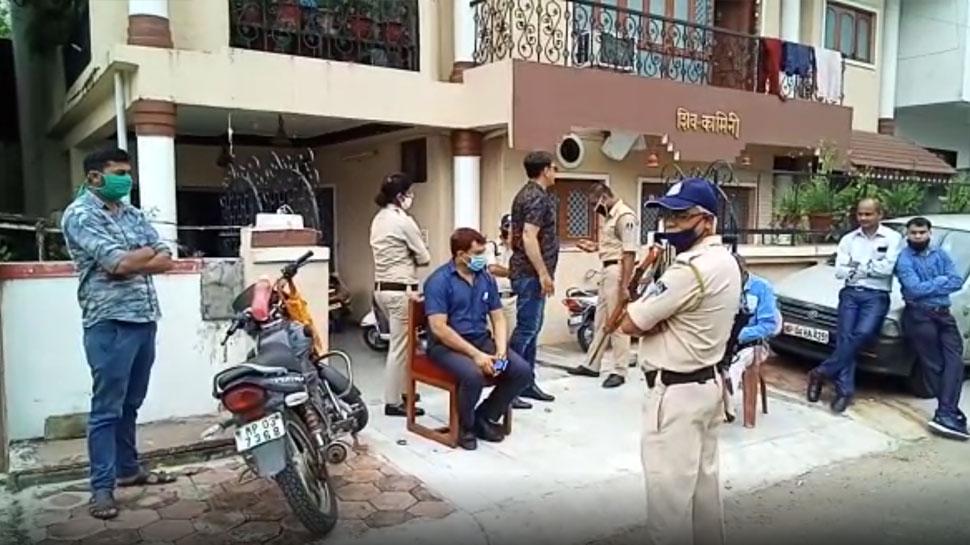 खनिज अधिकारी के इंदौर और भोपाल आवास पर लोकायुक्त पुलिस की कार्रवाई