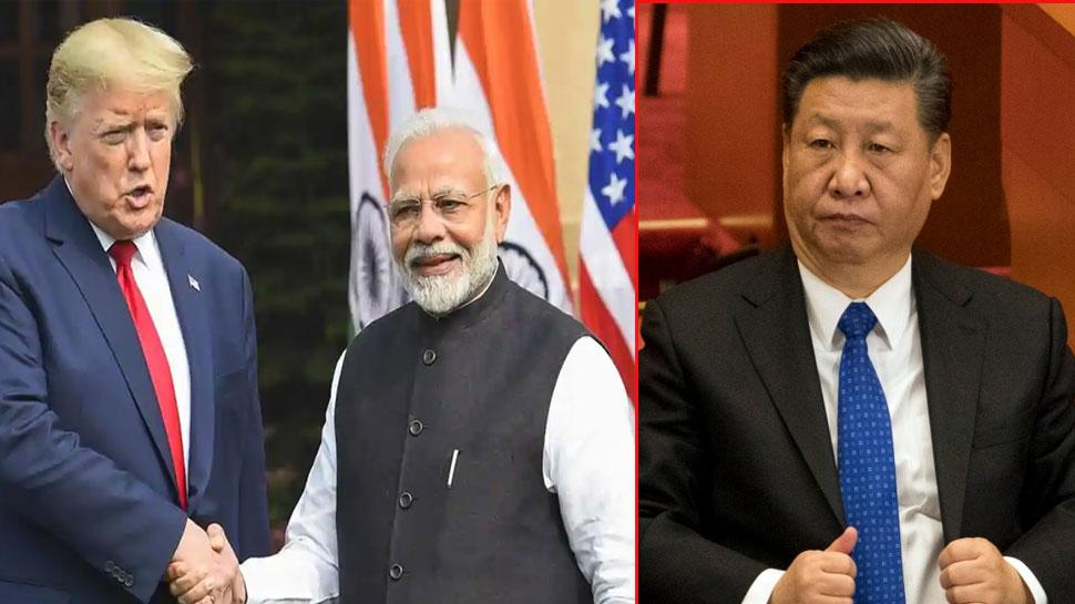 भारत-चीन तनाव: अमेरिका ने दिया बड़ा बयान, चीन को 'मिर्ची' लगना तय
