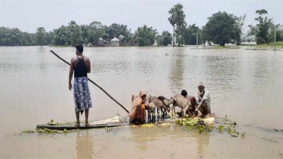 बिहार में 83 लाख से अधिक लोग बाढ़ से प्रभावित, 27 लोगों की हुई मौत