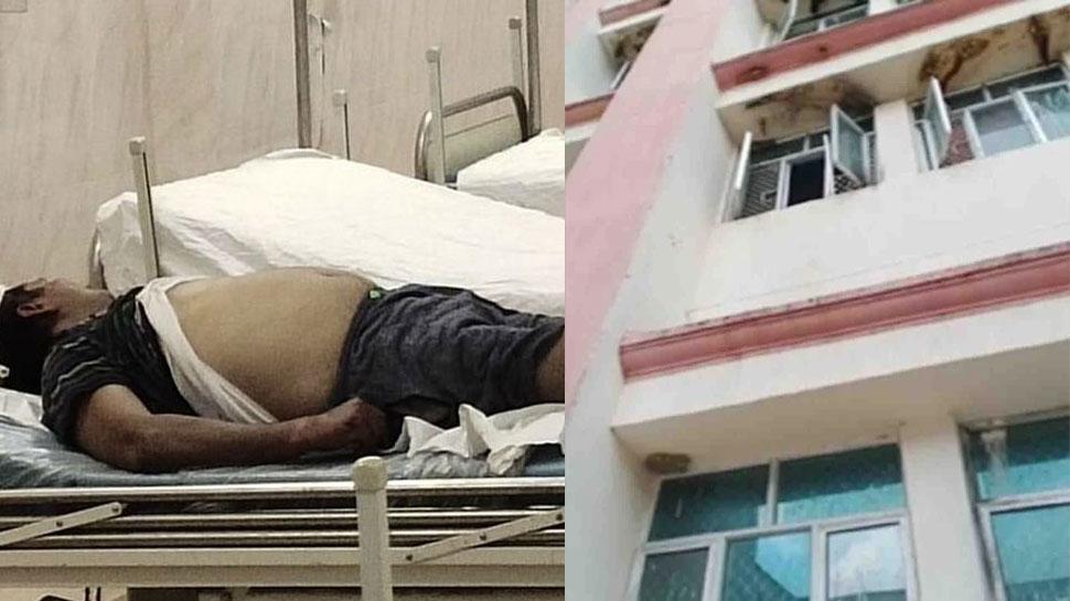 कोरोना की दहशत: BJP विधायक के भाई ने की आत्महत्या, सुबह मेडिकल कॉलेज में करवाया था भर्ती