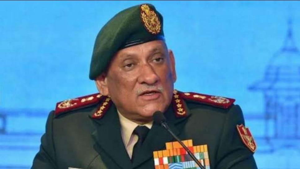 भारतीय सेना सीमाओं पर मुस्तैद, पड़ोसियों के हितों की रक्षा करने में भी सक्षम: CDS बिपिन रावत