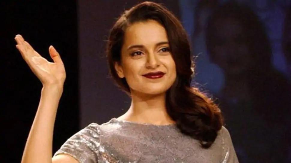 मुंबई पहुंचने से पहले कंगना ने किया ट्वीट, कहा-रानी लक्ष्मीबाई के कदमों के निशान पर चलूंगी न डरूंगी