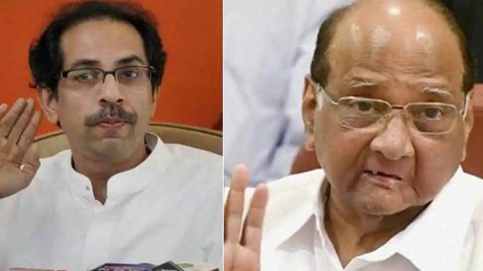 BMC की कार्रवाई से शरद पवार नाराज, उद्धव ठाकरे से आज ही कर सकते हैं मुलाकात