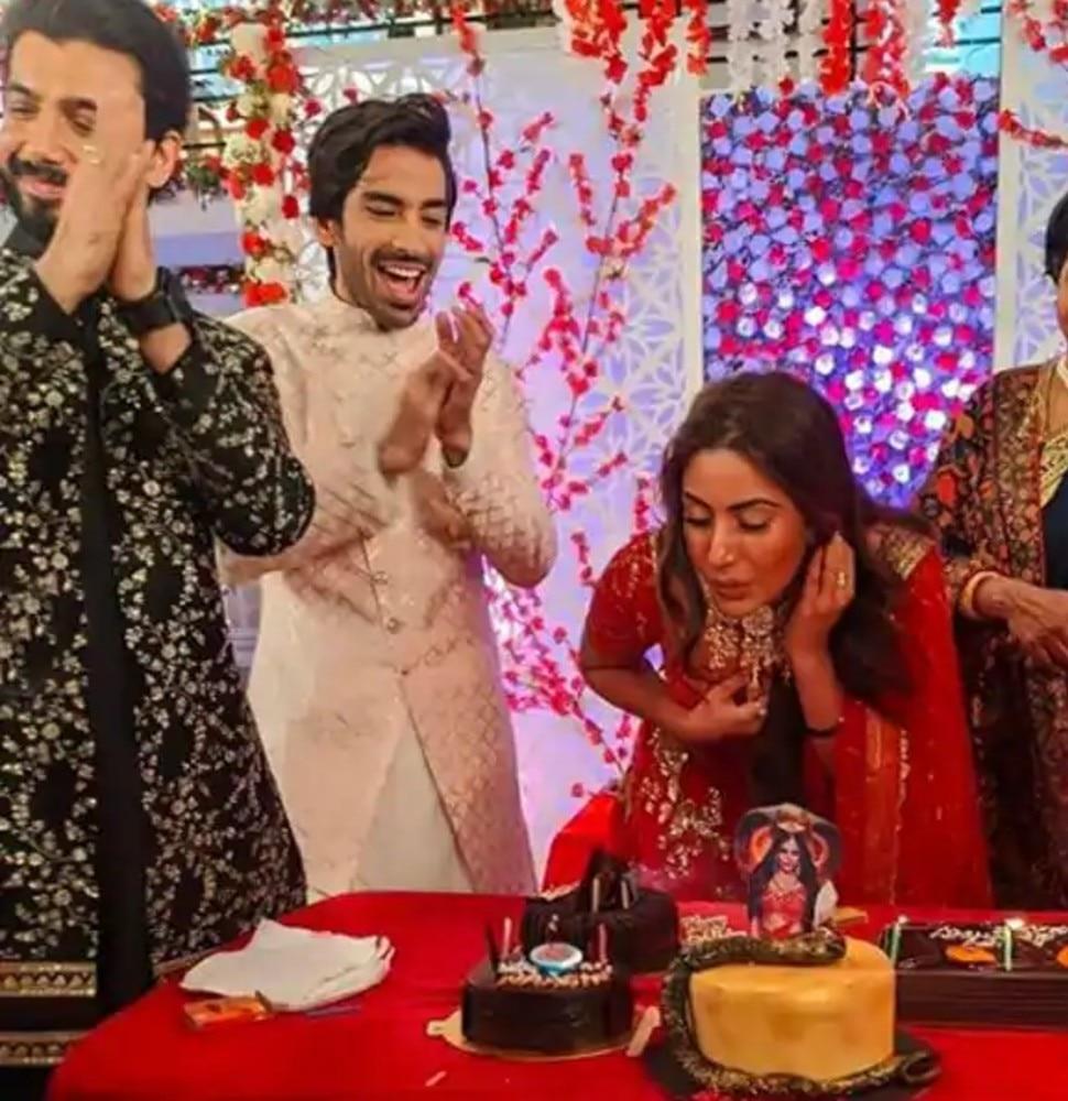 Surbhi Chandna Birthday