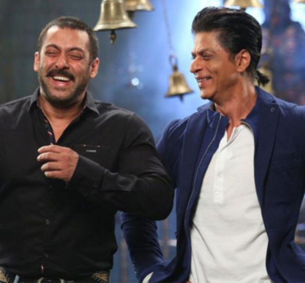 Shahrukh Khan and Salman Khan's friendship
