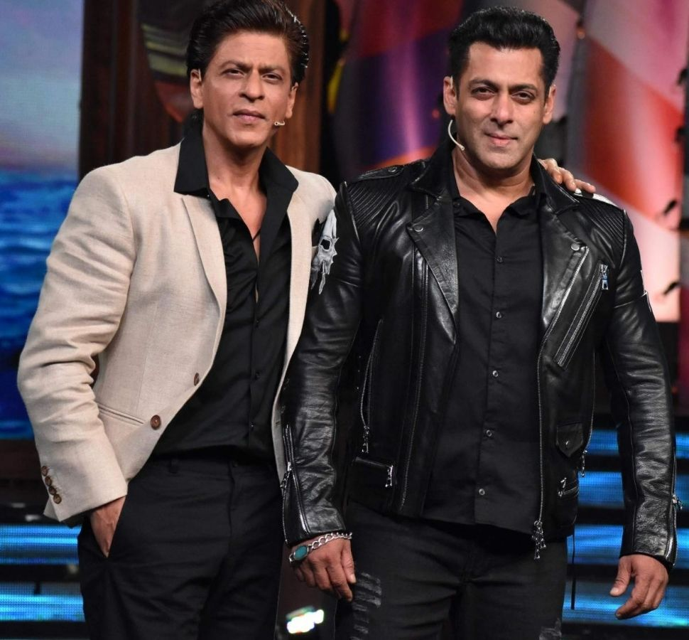 Shahrukh and Salman created history