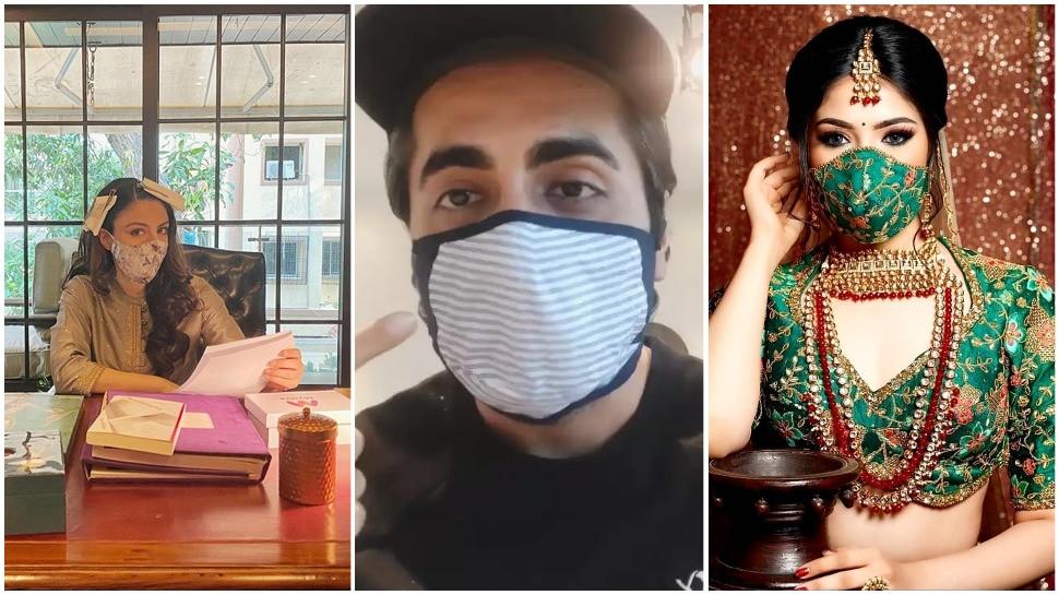 फैशन स्टेटमेंट के तौर पर उभर रहे हैं Face Mask, अवसर के साथ ही रखें सुविधा का भी ख्याल
