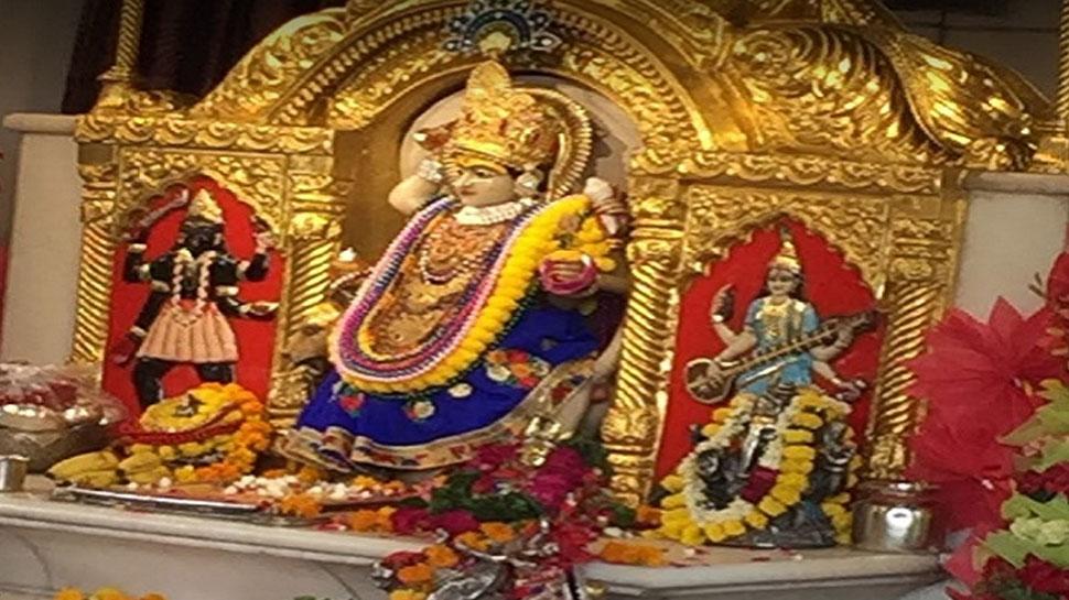 झंडेवाली देवी के दर्शन से पूरी होती है हर मुराद, जानें मंदिर का प्राचीन इतिहास