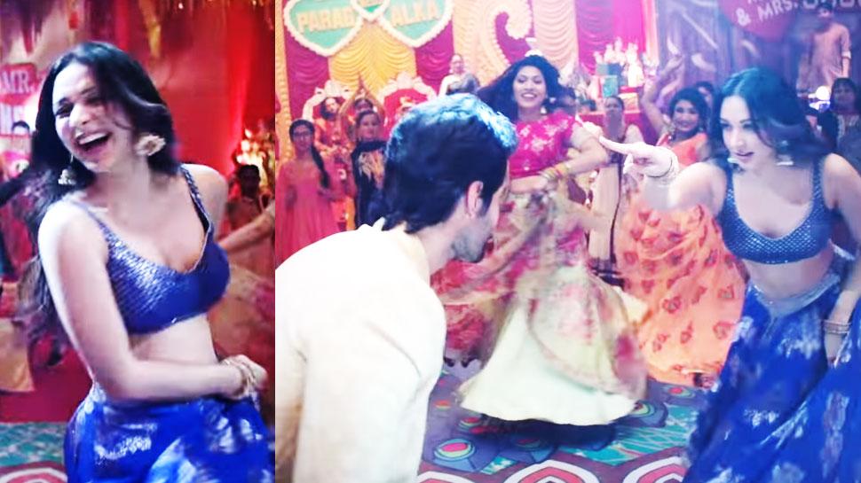 Kiara Advani film Indoo Ki Jawani first song Hasina Pagal Deewani | रिलीज  होते ही छाया 'इंदु की जवानी' का पहला गाना, यूट्यूब पर Kiara Advani का जलवा  | Hindi News, म्यूजिक
