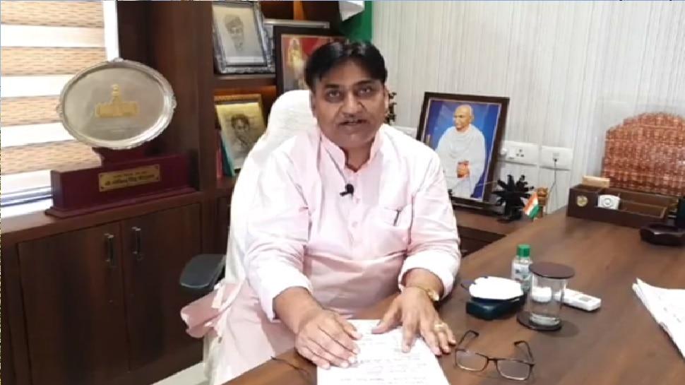 गोविंद सिंह डोटासरा की प्रेस वार्ता, केंद्र सरकार के कृषि बिलों का विरोध