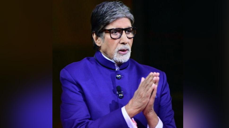 Amitabh Bachchan ने लोगों से की ये अपील, 'KBC 12' के सेट पर दिखे बदलाव