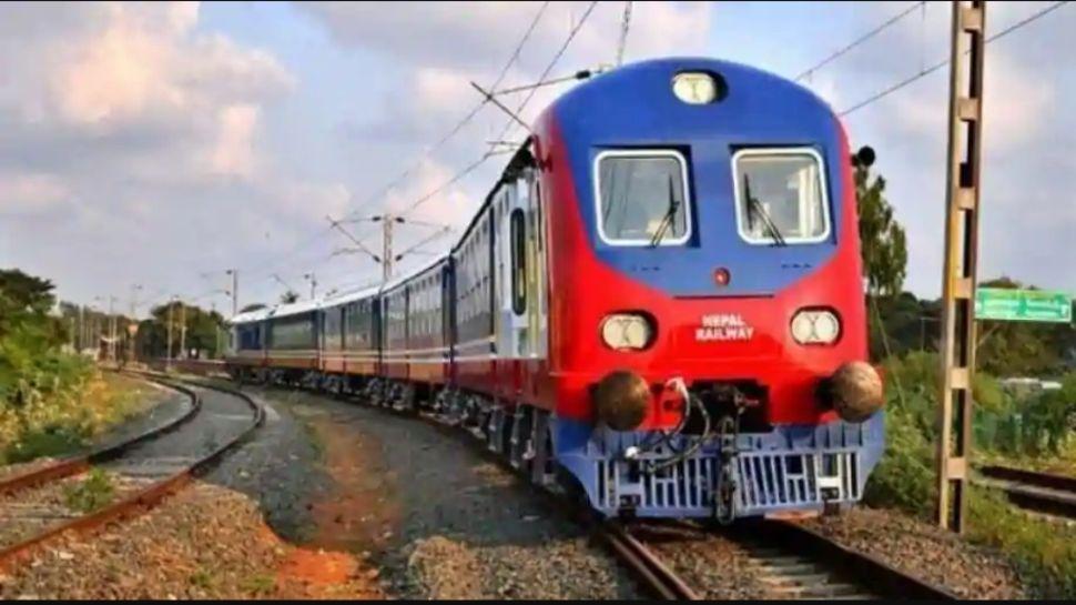 भारत के दिए इंजन से दौड़ेगी नेपाली रेल, ब्रॉडगेज लाइन पर पहली बार चली ट्रेन