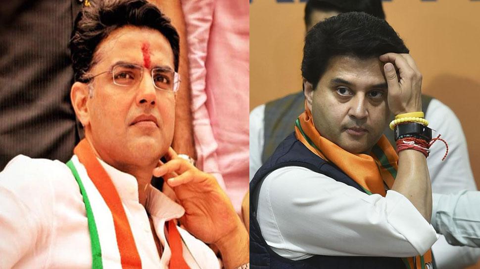 MP उपचुनाव में सिंधिया के गढ़ में पायलट देंगे चुनौती, कांग्रेस ने बनाई खास रणनीति