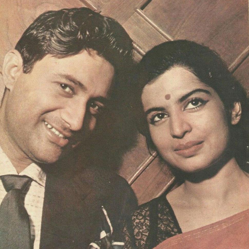 Dev Anandd's And Kalpana Karthik