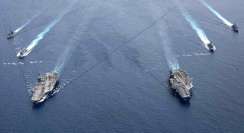 Taiwan में अमेरिका चीन युद्ध के लिये आमने सामने, पहुंच रही है रूस की सेना भी
