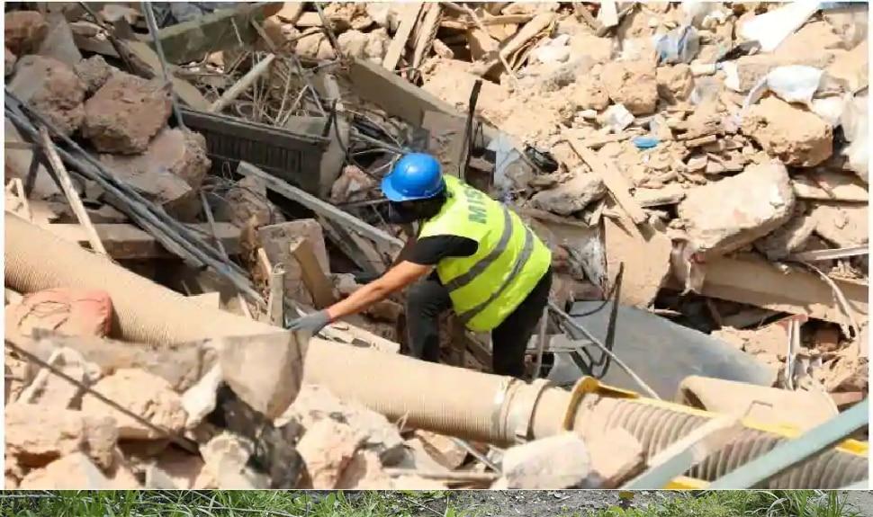 लेबनानी आर्मी को बेरूत बंदरगाह पर मिले 1.3 टन पटाखे, अमेरिका ने लगाया है ये गंभीर आरोप
