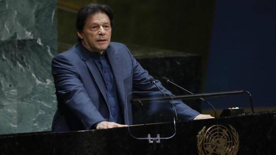 'कश्मीर राग' अलापेंगे इमरान, संयुक्त राष्ट्र के 75वें सत्र में मुद्दे को हवा देने की कोशिश में पाकिस्तान