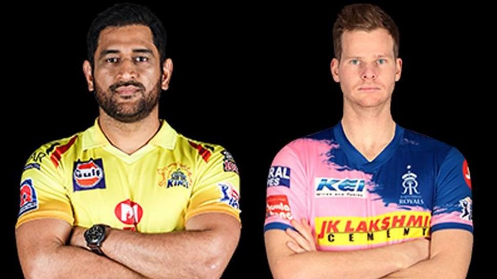 IPL 2020 CSK vs RR: Former Champions Chennai Super kings and Rajasthan  Royals will fight in Sharjah, Match Preview | IPL 2020 CSK vs RR: शारजाह  में होगी धोनी और स्मिथ के