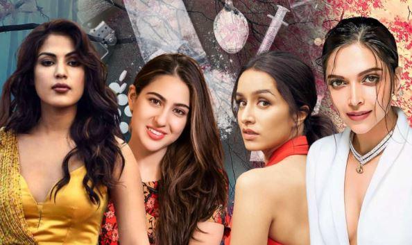 Bollywood ड्रग्स गैंग की 4 हसीनाएं! जिन्हें नशा पसंद है?