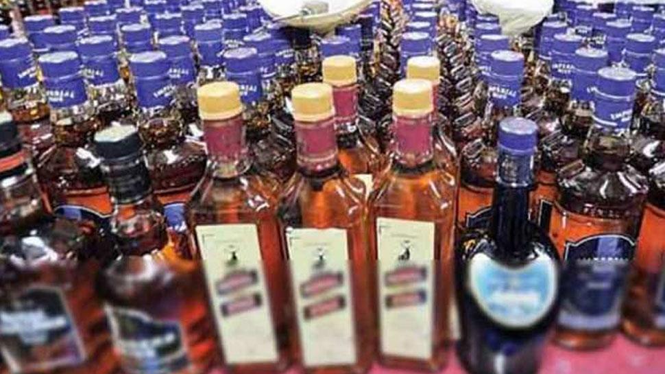 भीलवाड़ा: आबकारी विभाग की बड़ी कार्रवाई, 1 करोड़ की शराब की बरामद