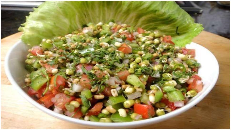 अंकुरित दालों से बनाएं मिक्स दाल मसाला, जानिए सुबह के नाश्ते की Healthy Recipe