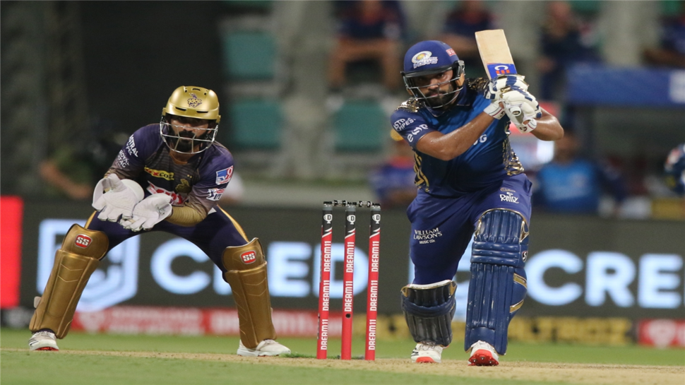IPL 2020 Hitman Rohit Sharma's 'hit show', made many records