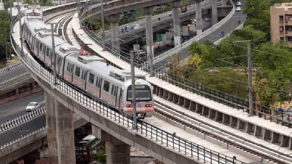 Jaipur Metro के सहारे दौड़ेगा 'परकोटे का बिजनेस', बाजारों को मिली संजीवनी