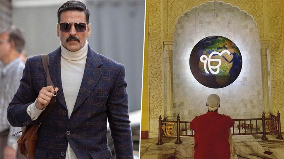 Akshay Kumar ने 'बेलबॉटम' की शूटिंग से लिया ब्रेक, सुकून की तलाश में पहुंचे इस जगह