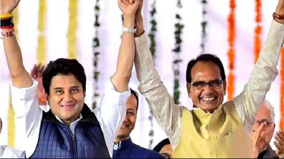 शिवराज और सिंधिया ने कांग्रेस को बताया कृषि विरोधी, कहा-किसानों को गुमराह कर रही पार्टी
