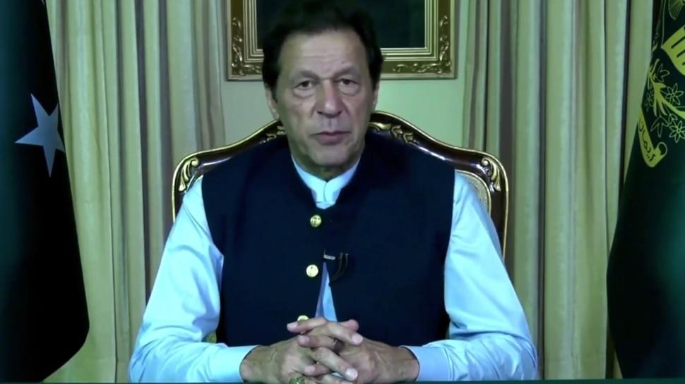 पाकिस्तान के 'पाप' का घड़ा भरा! सबसे बड़े मंच पर इमरान ने बोला 'सफेद झूठ'